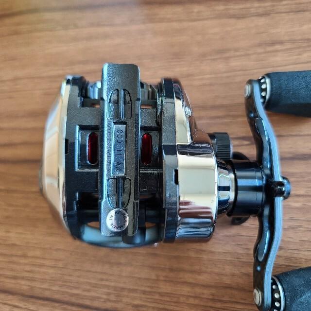 アブガルシア レボ エリート IB 7.1 シャロー ZPI BFCスプール スポーツ/アウトドアのフィッシング(リール)の商品写真