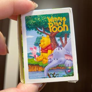 ディズニー(Disney)のプーさん ミニトランプ(トランプ/UNO)