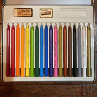 SACRA - クーピー 色鉛筆 18色 未使用