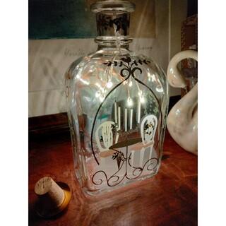 イッタラ(iittala)のホルムガード クリスマスボトル ライト装置付き ホメルゴー デンマーク 瓶(置物)
