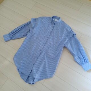 ENFOLD - エンフォルド オーバーシャツ サンプル品