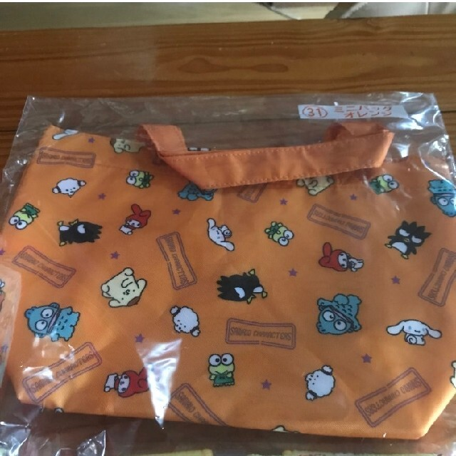 サンリオ(サンリオ)のセブンサンリオくじ5個セット エンタメ/ホビーのおもちゃ/ぬいぐるみ(キャラクターグッズ)の商品写真