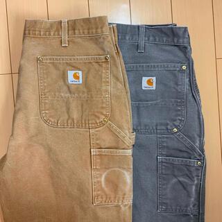 カーハート(carhartt)の2枚セット Carhartt ペインターパンツ 古着90s(ペインターパンツ)