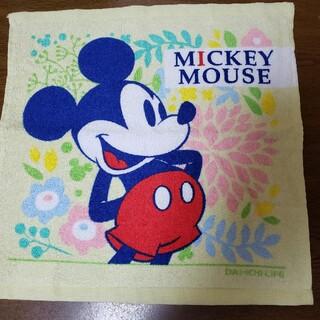 ミッキーマウス(ミッキーマウス)のミッキーマウス ハンドタオル(キャラクターグッズ)