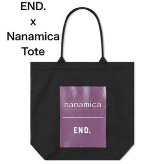 ナナミカ(nanamica)のEND. x Nanamica Tote トートバッグ(トートバッグ)