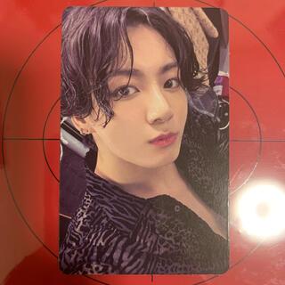 防弾少年団(BTS) - BTS ON:E MAPOFTHESOUL MOS DVD トレカ ジョングク