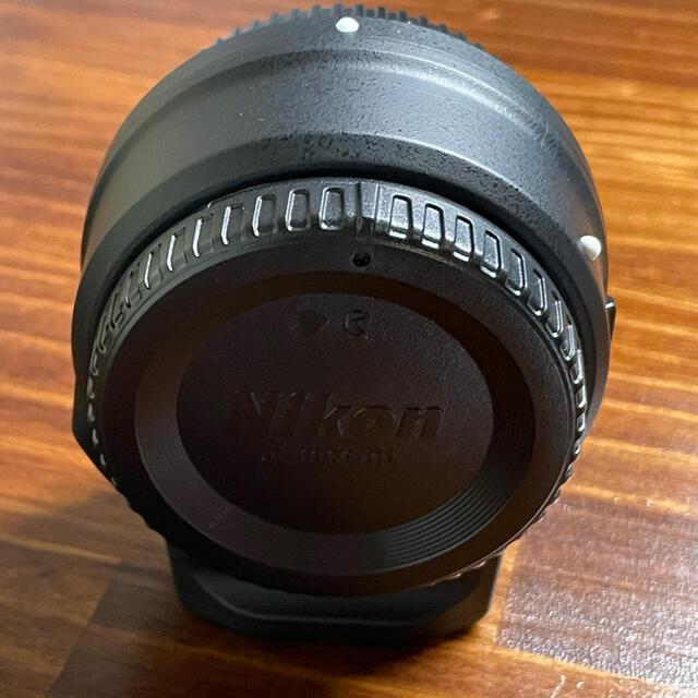 Nikon(ニコン)のNIKON Z6 24-70+FTZ マウントアダプターキット スマホ/家電/カメラのカメラ(ミラーレス一眼)の商品写真