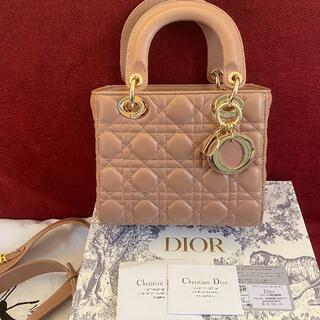 クリスチャンディオール(Christian Dior)のクリスチャンディオール マイ レディディオール ハンドバッグ(ショルダーバッグ)