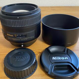 Nikon - Nikkor AF-S NIKKOR 85mm f/1.8G
