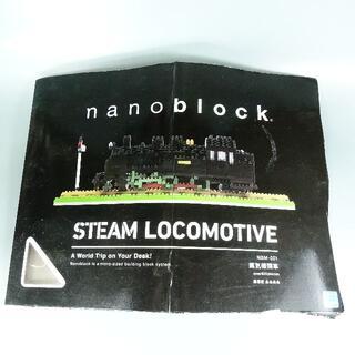 ナノブロック蒸気機関車NBM-001