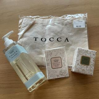 トッカ(TOCCA)のtocca トッカ 香水 オードパルファム サコッシュ セット(香水(女性用))