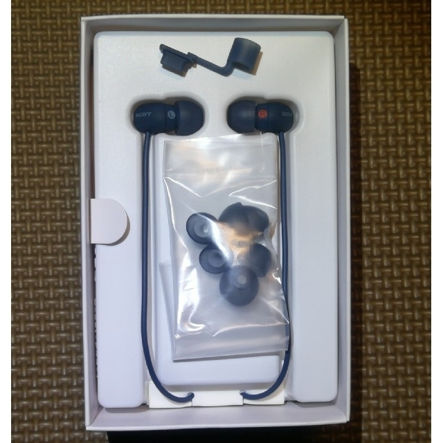 SONY(ソニー)のSONY NW-A105HN(ブルー) スマホ/家電/カメラのオーディオ機器(ポータブルプレーヤー)の商品写真