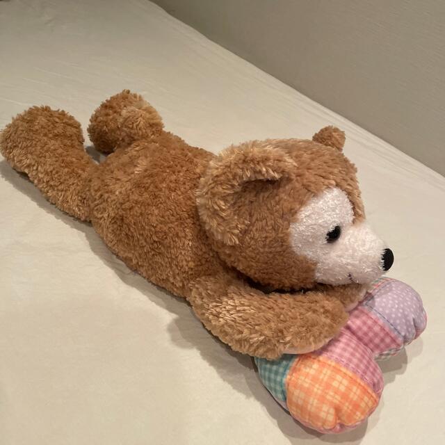 ダッフィー(ダッフィー)のダッフィー 抱き枕 エンタメ/ホビーのおもちゃ/ぬいぐるみ(キャラクターグッズ)の商品写真