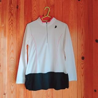 Prince - プリンスprince テニスウェア レディース ロングスリーブシャツ