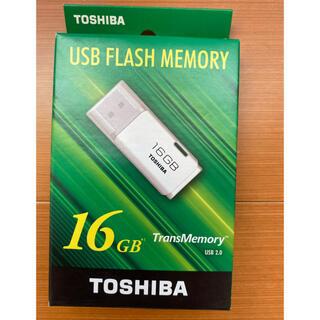 東芝 - 東芝 USBメモリー 16GB