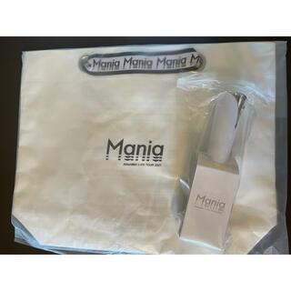 Johnny's - Snow Man Mania ショッピングバッグ、ペンライト