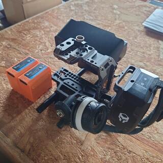 SONY - Tilta bmpcc 4k 6k ケージ バッテリーなどフルセット7万以上