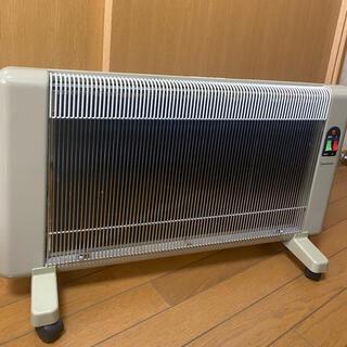 【中古品】赤ちゃんに優しい 夢暖望 880型H 遠赤外線輻射式パネルヒーター(電気ヒーター)