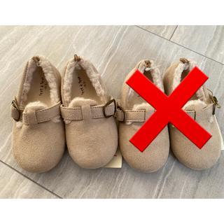 フタフタ(futafuta)の新品未使用 テータテート 靴15cm 1点のみ(フォーマルシューズ)