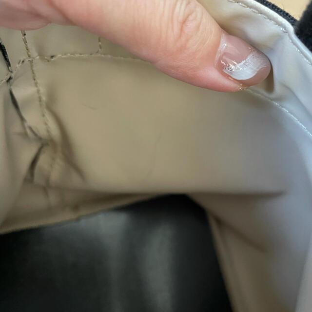 Herve Chapelier(エルベシャプリエ)のエルベ パンサーブラン 701 レディースのバッグ(トートバッグ)の商品写真