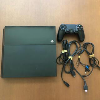 PlayStation4 - 送料無料 ps4 本体  中古美品  1000 PlayStation®4