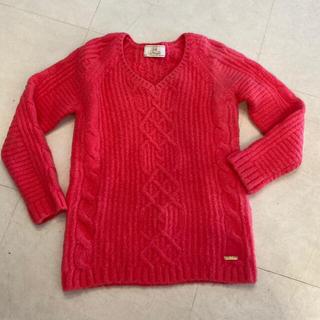 レディー(Rady)のRady ビビットピンク セーター ニット(ニット/セーター)