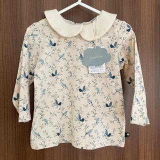 フタフタ(futafuta)のfutafuta フタフタ 長袖 鳥柄 トップス 90(Tシャツ/カットソー)
