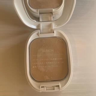 ALBION - ALBION アルビオン ホワイトパウダレスト 010