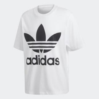 adidas - アディダスオリジナルス ビッグトレフォイル  半袖Tシャツ Mサイズ