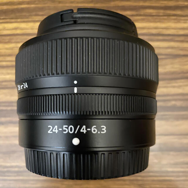 Nikon(ニコン)のNIKKOR Z 24-50mm f/4-6.3 スマホ/家電/カメラのカメラ(レンズ(ズーム))の商品写真