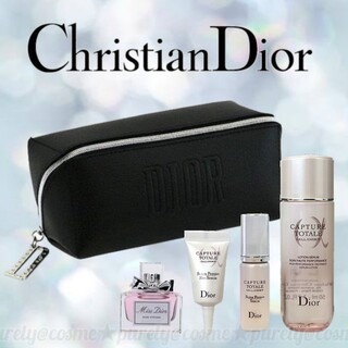 Dior - 【Dior】 限定1点 カプチュール トータル セル ENGY トライアルセット