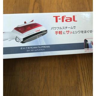 ティファール(T-fal)のティファール スチームアンドプレス ハンディアイロン T-fal(アイロン)