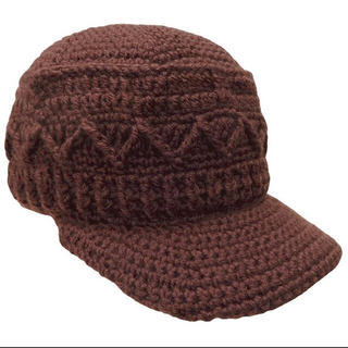 ELOPE BUTTA CAP(イロープブッタキャップ) ブラウン