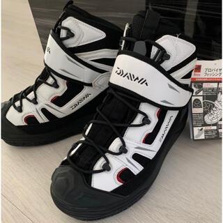 DAIWA - ダイワ プロバイザー フィッシングシューズ PV-2600BL(ホワイト)