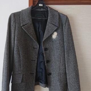 アンタイトル(UNTITLED)のグレーのスーツ(スーツ)