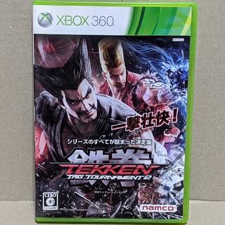 エックスボックス360(Xbox360)のXBOX 360 鉄拳タッグトーナメント2(日本語版)後方互換対応(家庭用ゲームソフト)