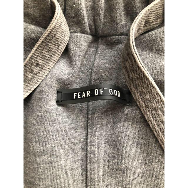 FEAR OF GOD(フィアオブゴッド)のfear of god 6th core sweat pants グレー メンズのトップス(スウェット)の商品写真