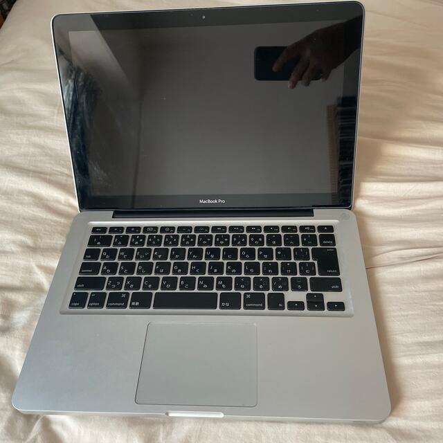 Mac (Apple)(マック)の【値下げしました!!!】MacBook Pro 13インチ mid-2010 スマホ/家電/カメラのPC/タブレット(ノートPC)の商品写真
