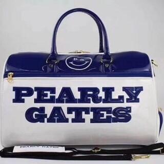 PEARLY GATES - PEARLYGATES ゴルフハンドバッグショルダーバッグ