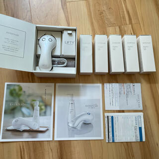 数回使用超美品 エステナードリフティ/LIFTY 専用ジェル 購入総額約6万円