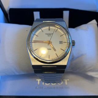 TISSOT - 美品 TISSOT PRX 腕時計 クォーツ ティソ