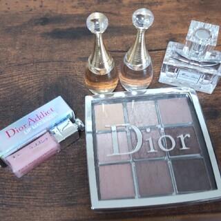 Christian Dior - クリスチャンディオール 香水 アイパレット リップ