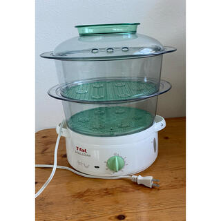 ティファール(T-fal)のティファールスチーマー(調理機器)