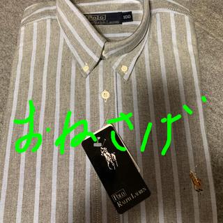 ラルフローレン(Ralph Lauren)のPoro ラルフローレンメンズボタンダウンワイシャツ(シャツ)