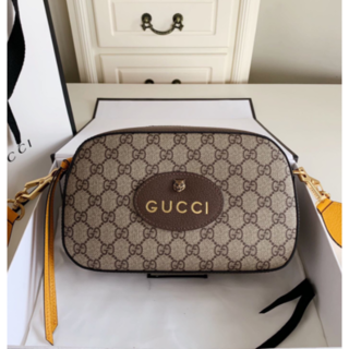 グッチ(Gucci)のGGスプリーム メッセンジャーバッグ(ショルダーバッグ)