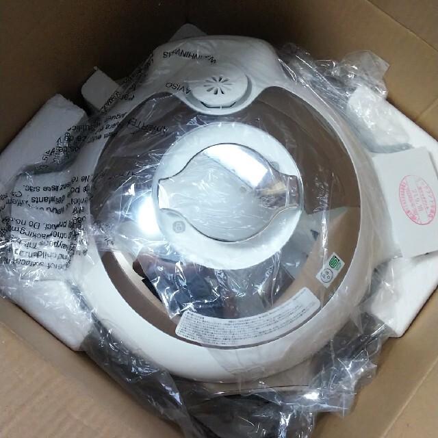 T-fal(ティファール)のちかっちさん専用 保証書付 T-fal クックフォーミー エクスプレス6L スマホ/家電/カメラの調理家電(調理機器)の商品写真