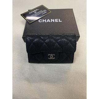 CHANEL - ☀素敵♬シャネル♥ノベルティー 財布♬カード入れ♬コインケース♬レディース