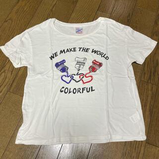 グローバルワーク(GLOBAL WORK)のTシャツ petite woodbury (Tシャツ(半袖/袖なし))