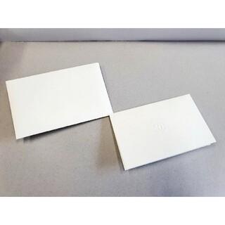 CHANEL - シャネル メッセージカード 手紙 封筒付き