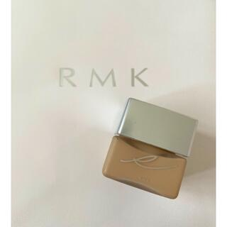 アールエムケー(RMK)のRMK クリーミィファンデーション102(ファンデーション)